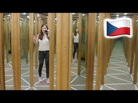 Goulash & Mirror Maze   Prague