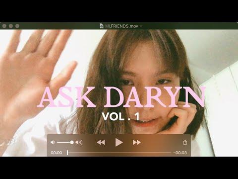 ASK DARYN VOL.1