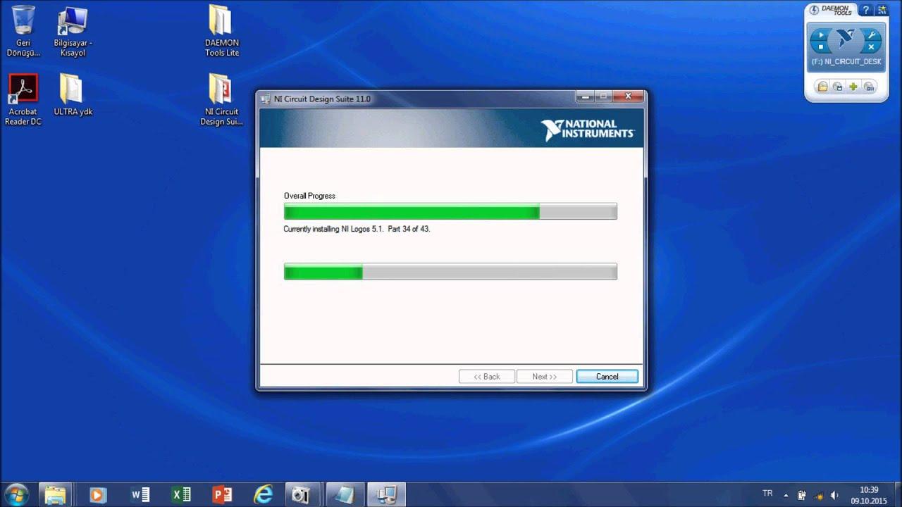 MultiSim 11.0.1 Ultiboard PowerPro + Crack Keygen Download