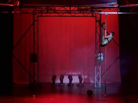 Pole Dancing Felix Cane Miss Pole Dance Australia