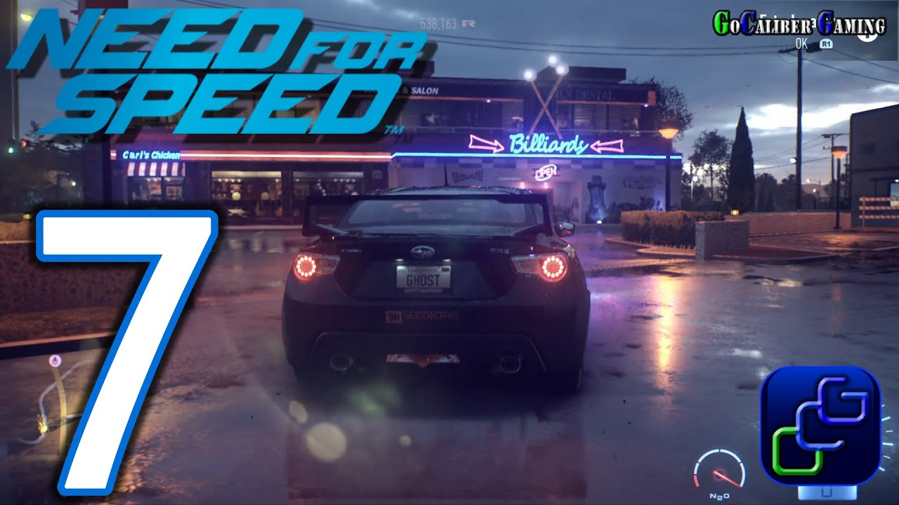 need for speed 2015 ps4 walkthrough part 7 youtube. Black Bedroom Furniture Sets. Home Design Ideas