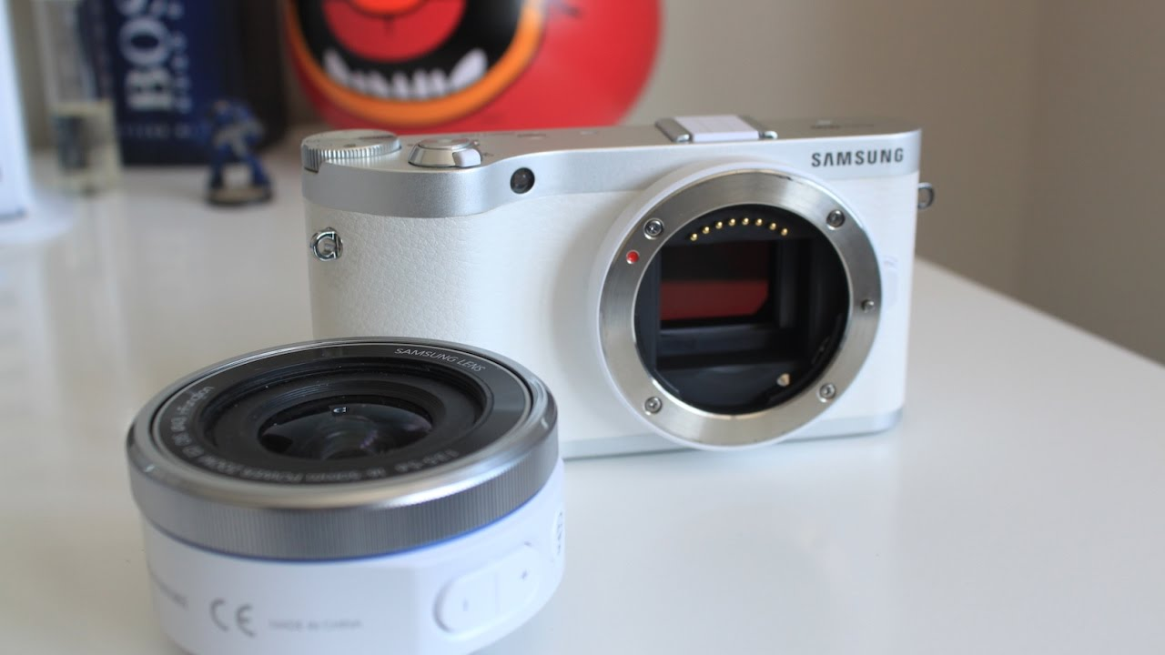 Samsung NX300M Camera Mac