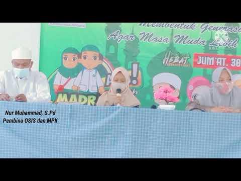 Syiar Ramadhan 2021: Sambutan dari Ifti Nabila Iskandar selaku Ketua OSIS dan MPK