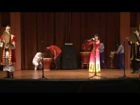 """Rhythms, Tunes, and Stories"" by China Conservatory of Music Percussion Ensemble"