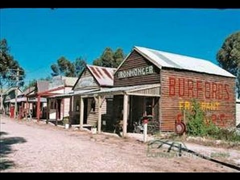 Old Tailem Town. South Australia. from YouTube · Duration:  2 minutes 47 seconds