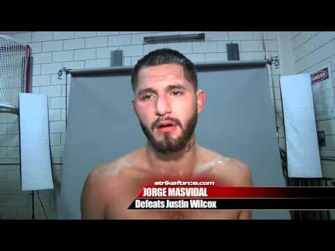 STRIKEFORCE: Rockhold vs. Kennedy - Jason High, Jordan Mein, Jorge Masvidal Post-Fight Interviews