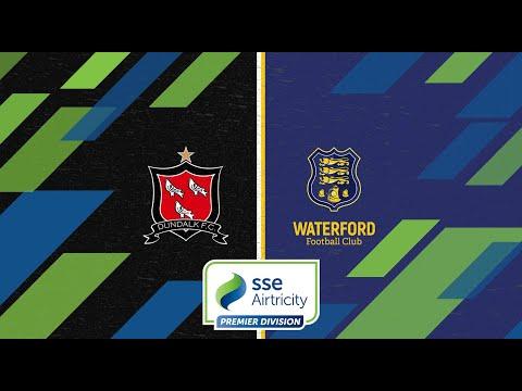 Premier Division GW15: Dundalk 1-3 Waterford