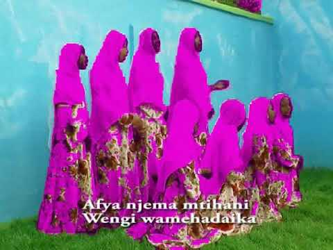 Hayatul Qalbi Afya Njema Mtihani Official Qaswida