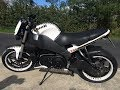 Buell XB 12ss Long Harley-Davidson®