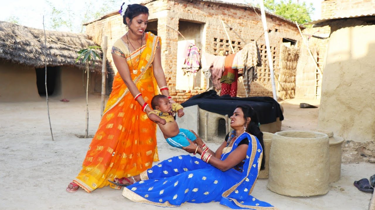 बाझीन के ईस दर्द को देख कर हर एक मां का कलेजा पिघल जाएगा, Bhojpuriya power