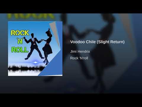 Voodoo Chile (Slight Return)