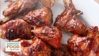Barbecued Chicken - Everyday Food With Sarah Carey