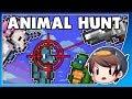 ANIMAL HUNT! // TERRARIA MINIGAME
