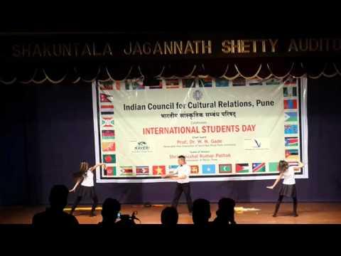 Dance Parformance of Iran at ICCR Pune Cultural Program 2016