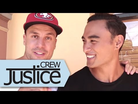 Go Behind The Scenes with Justice Crew for 'I Love My Life'