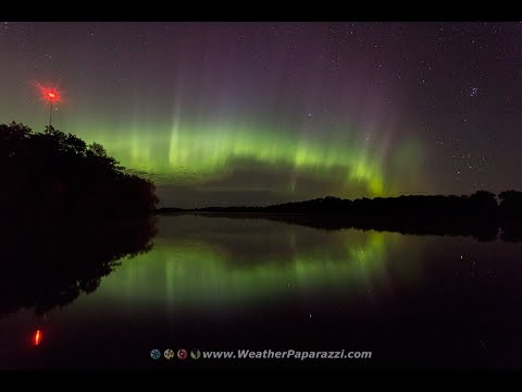 9/9/2015 Benton County MN REAL TIME Auroras and Proton Arc