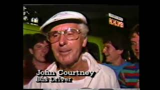 CBS News College Drinking Spring Break (1985)
