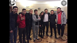 Команда КВН Спарта Номад Астана Взгляд изнутри Высшая Лига Закулисье