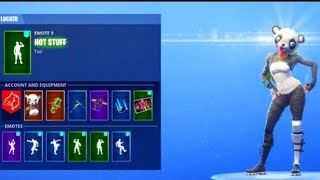Fortnite battle Royale Item Shop 8 Augustus New Panda Skin (Nederlands)