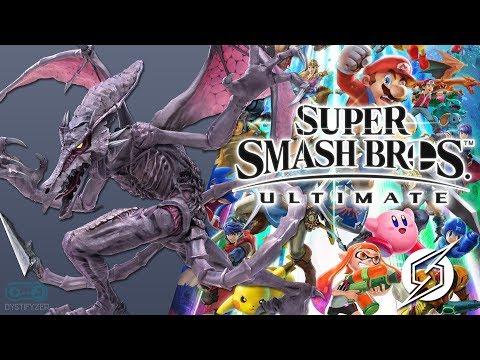 Vs Ridley Super Metroid New Remix - Super Smash Bros Ultimate Soundtrack