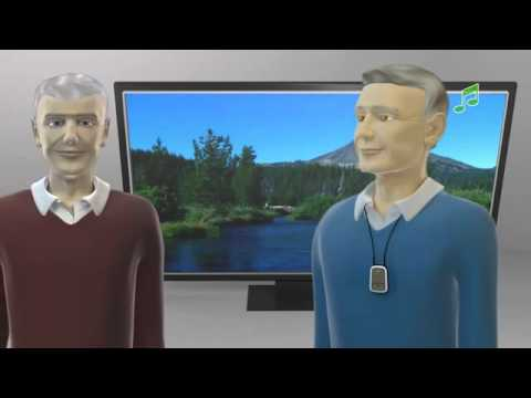 Phonak ComPilot - Setup For TV And TV Link