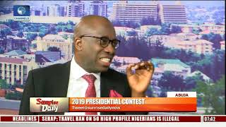 2019: Buhari, Atiku Campaign Spokespersons In Direct Criticism Of Flagbearers Pt.2 |Sunrise Daily|
