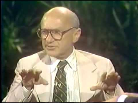 "Milton Friedman on The Donahue Show - Full Interview - ""What is Greed?"""