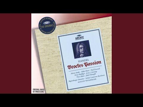 "Handel: The ""Brockes"" Passion - 14. ""Gift und Glut"" (Petrus)"