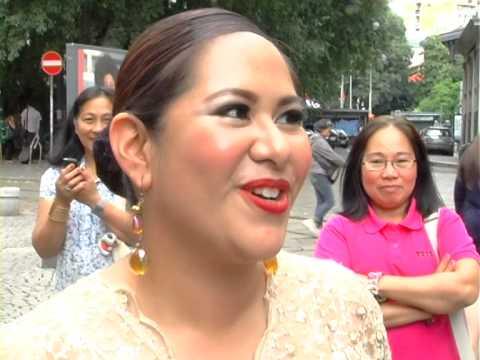 """Philippine Madrigal Singers """"La Fabbrica del Canto"""" 2014"""