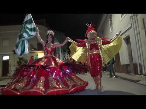 Batuque ( Mealhada ) - @ Carnaval da Mealhada 2019 - Desfile Nocturno Escolas de Samba