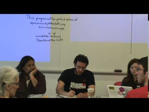 Left Forum 2014, The Fight for $15 in Seattle and Beyond