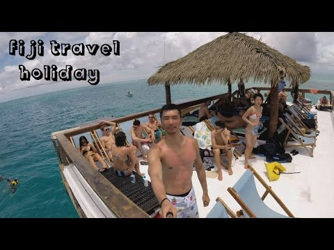 FIJI HOLIDAY | TRAVEL DESTINATION| 2017 | GoPro Hero 5 Session