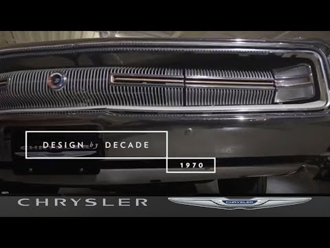 Chrysler | Design by Decade | Horsepower, Performance and Attitude