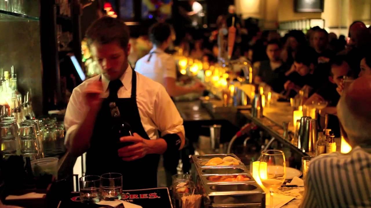 Eastern Standard Kitchen  Drink  Sixth Anniversary  YouTube