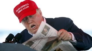 2nd Biggest Newspaper Admits They Won't Call Out Trump's Lies