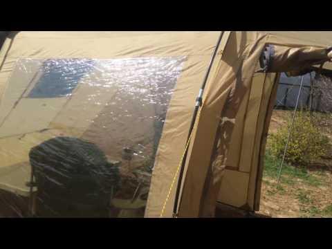 Кемпинговая палатка Trek Planet Omaha Twin 4