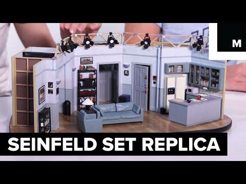 Seinfeld set replica