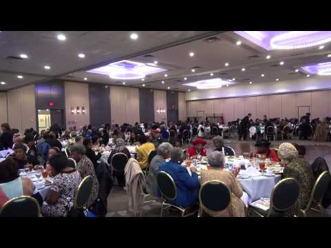 National Council Of Negro Women Awards Luncehon  St. Louis, Missouri
