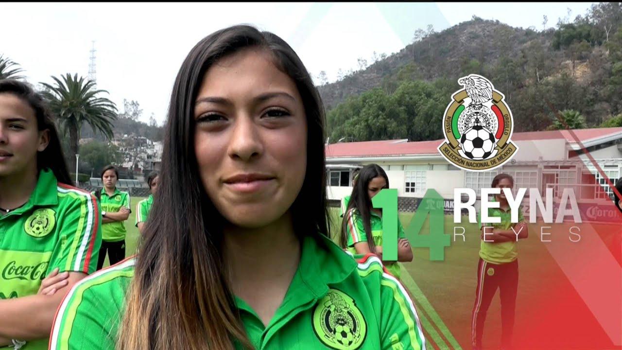 Conoce a nuestra Selección Femenil Sub17 - YouTube