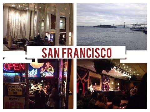 VLOG| SAN FRANCISCO | NADINE
