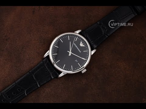 ⌚ Watch Review Emporio Armani AR2500 ✅ Viptime.ru