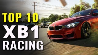 Top 10  Xbox One Racing Games of All Time
