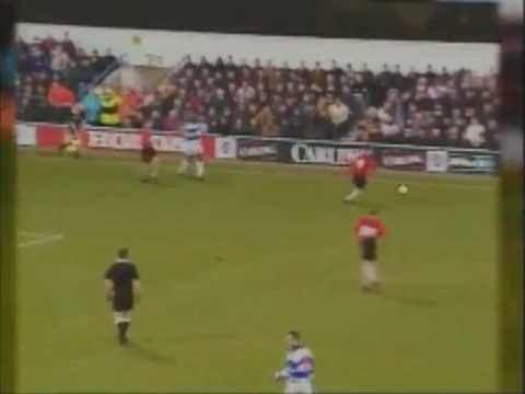 Trevor Sinclair Greatest Goal Of All Time!!!