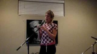 Chelsea Rae singing