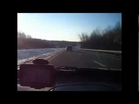 """""""Some driving on a Sunday"""" - Time Lapse"""