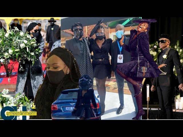 Dear Mamkhize, This Was Disrespectful To Somizi And Bonang Causes Havoc - Owamie Hlongwane Entertainment