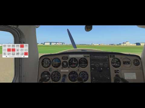 XPD: Aircraft Pre Release View,Just Flight C152