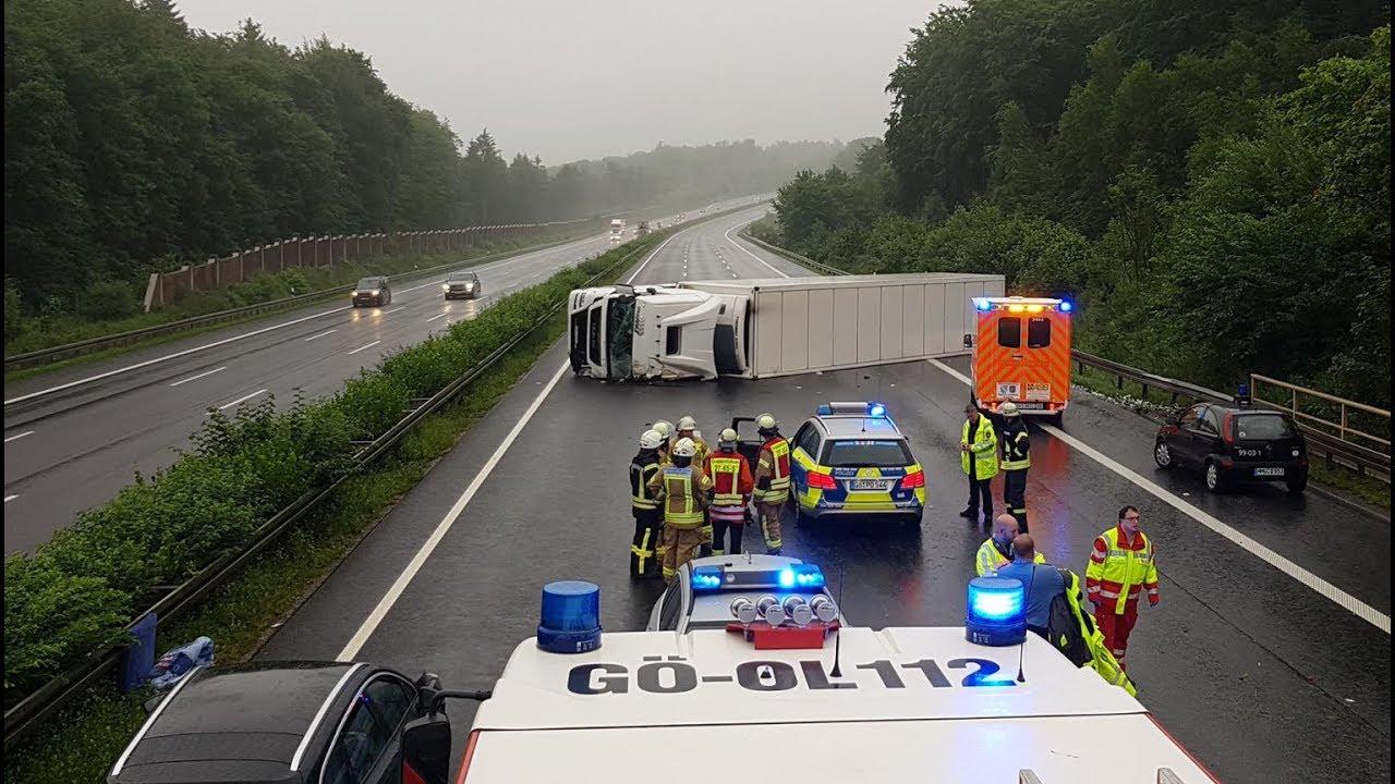 Lkw Unfall Heute A7