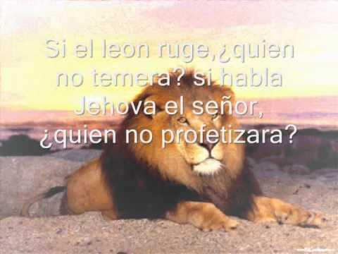 Significado Profetico Del Aguila Y El Leon Youtube