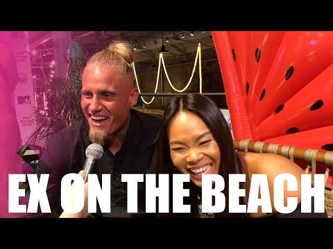 Ex on the Beach - Diaz en Lena: 'Ik studeer, dus mensen schrikken vast...'